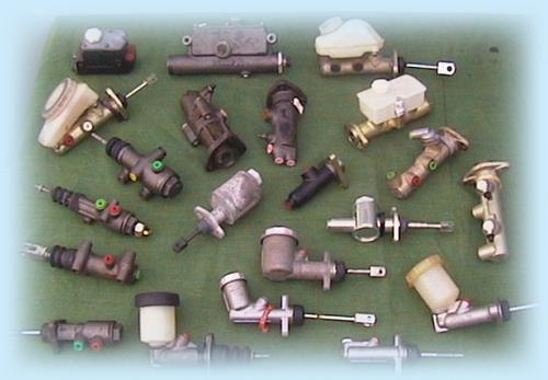 Lockheed, Girling and Dunlop Master Cylinders for Classic Cars, commercials and Vintage Vehicles